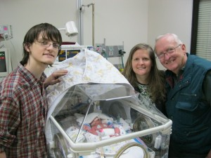 Becoming a parent, grandparent, and great-grandparent.